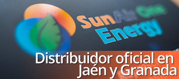 Distribuidor Oficial Sun Air One Energy en Jaén y Granada
