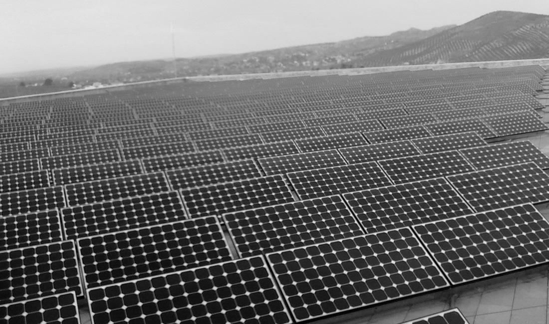 Recinto provincial de ferias y congresos de ja n intelec for Instalacion fotovoltaica conectada a red